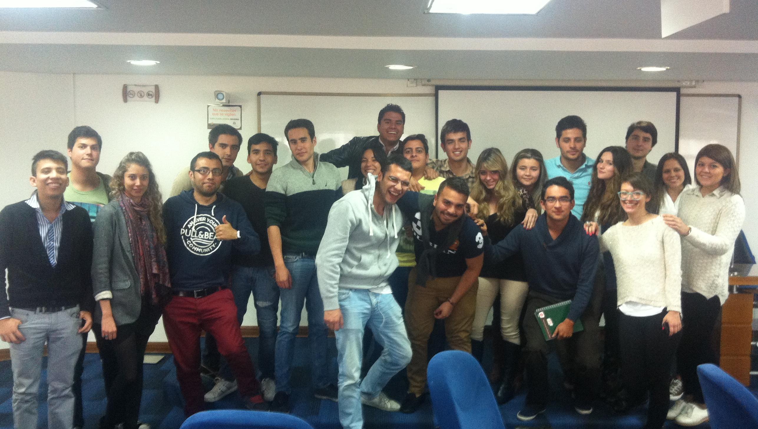 43b8a1a11 Curso de Inducción en Conciliación en la Universidad del Rosario ...