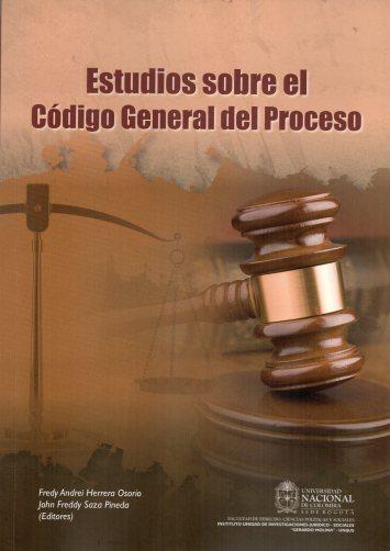 Portada Estudios del CGP