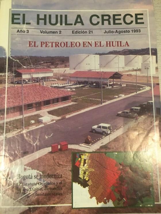 Huila Crece 1993-1