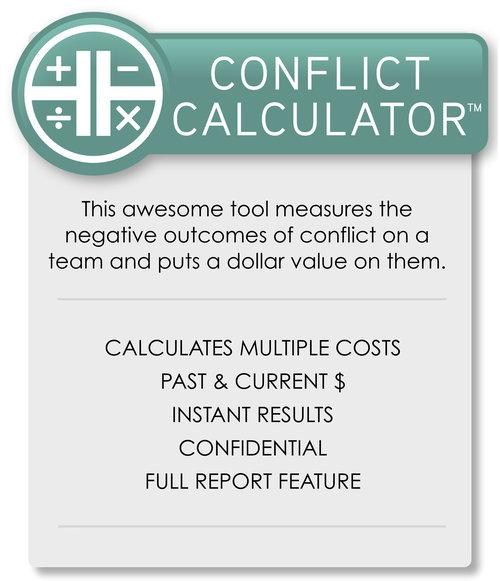conflict+calculator